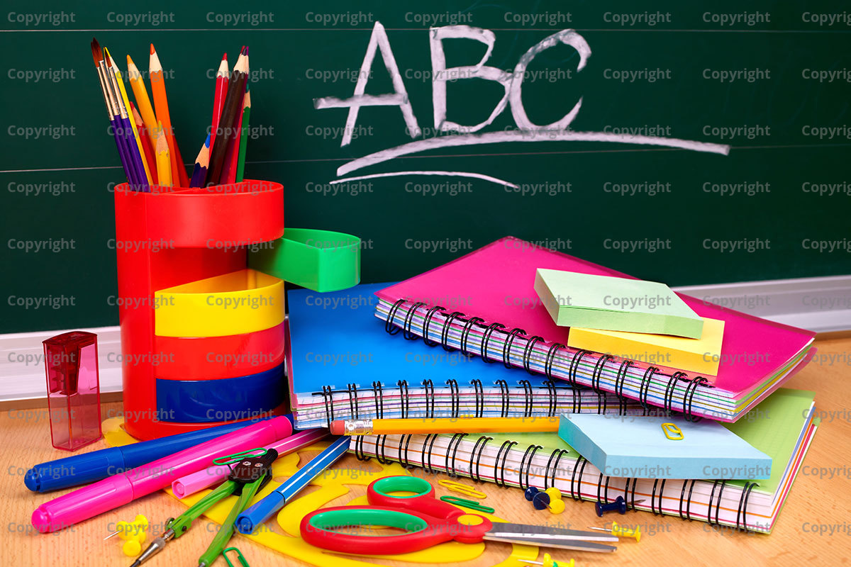 A back-to-school supply list for middle school